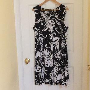 Style & Co Fun Swing Dress NWT
